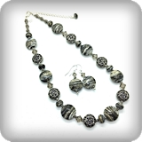 Shifting Sands 2 Necklace and Earrings Set